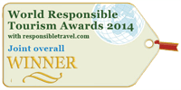 Overall winner of the World Responsible Tourism Awards